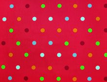 Colorful Dots Φούξια