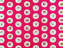 Floral Polka Dots Pink
