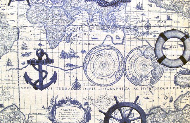Navy Map