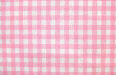 Plaid Pale Pink