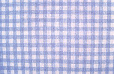 Plaid Pale Blue