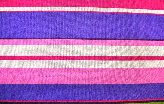 Multicolor Stripes Purple