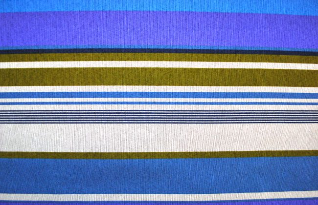 Multicolor Stripes Blue