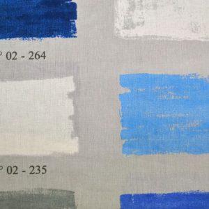Panton 4348 003 Μπλέ