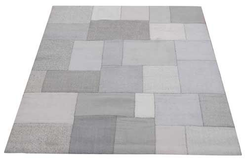 NEW PATCHWORK-17 GREY
