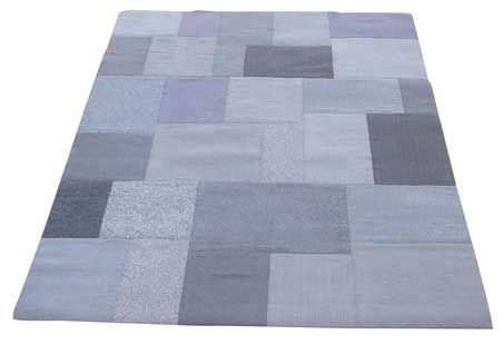 NEW PATCHWORK-17 DARK GREY