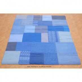 NEW PATCHWORK-16 BLUE