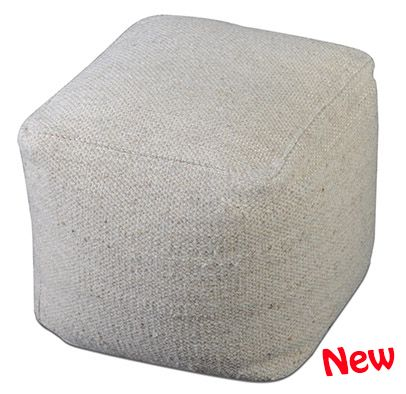 STOOL-223  MUSE POUF