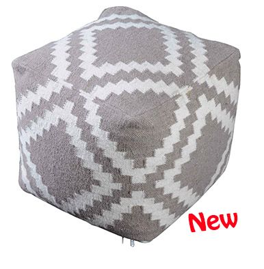 STOOL-234  REGALE POUF