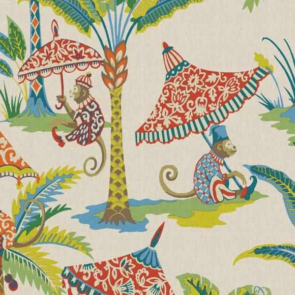 umbrella-monkey-tropical-lino