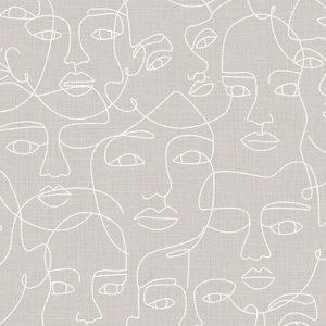 Faces Linen 10.12.0022